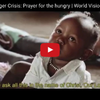 Pray for the hungry in South Sudan