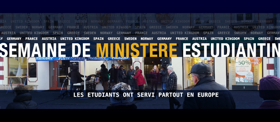 Semaine du Ministère Estudiantin
