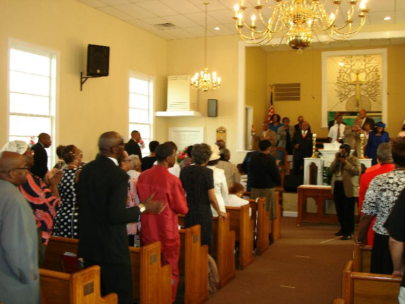 23rd Anniversary Gifts For Men: White Oak Spring Missionary Baptist Church