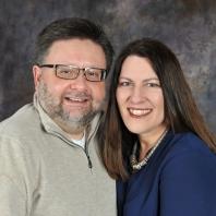 Pastors Earl and Jennifer Rice