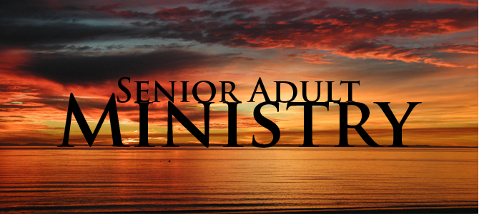 Excellent idea Older adult ministry simply excellent