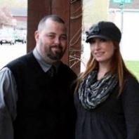 Pastor Josh and Michelle Tallent