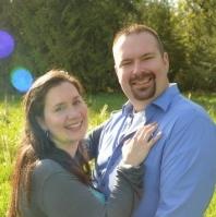 Pastor Eric and Naomi