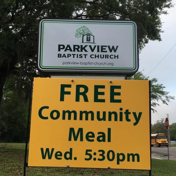 Parkview Baptist Church - Home