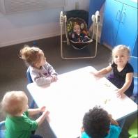 Heritage Nursery: Newborn to 2 Year Olds