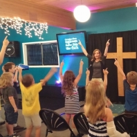 Heritage Kids Church: K5-5th Grades