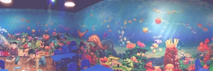 UNDER THE SEA (Pre-K)