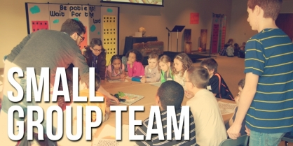 Small Group Team