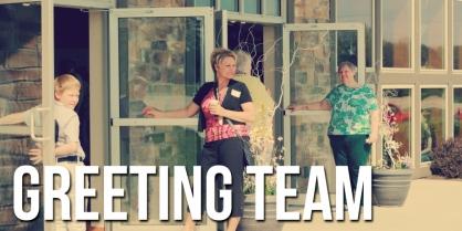 Greeting Team