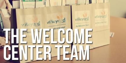 Welcome Center Team
