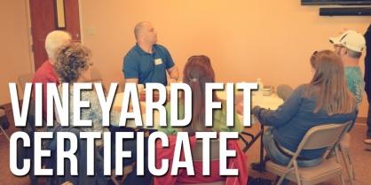 Vineyard FIT Certificate