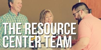 The Resource Center Team