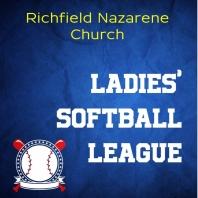 2017 Ladies Softball Schedule