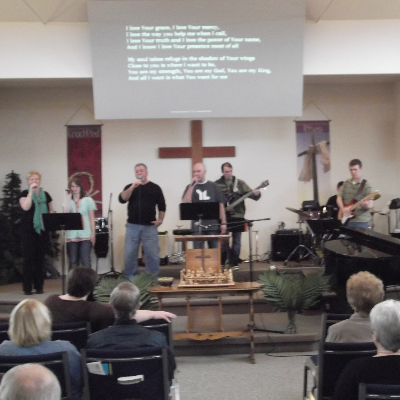 Cedar Community Church -