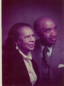 Rev. & Mrs. Alexander