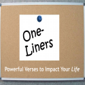 One Liners:  Powerful Verses to Impact Your Life