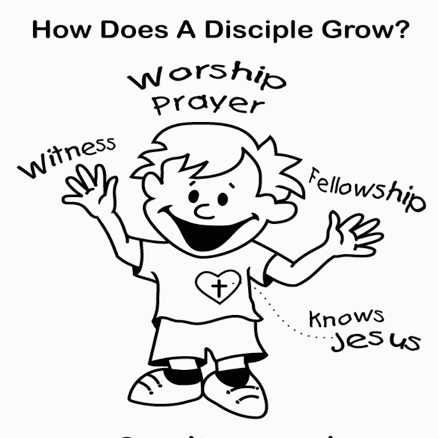 Children's Discipleship