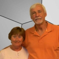 Emmett & Kerrie Wilcox:  Seniors' Ministries Directors