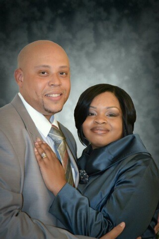 Reverend Bert and LaEsia Lattaker III