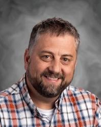 Pastor Erik Eskelund, Volunteer School Chaplain