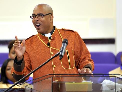 Bishop Rodney McFarland,Sr.