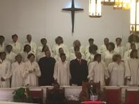 George J. Faison Sanctuary Choir