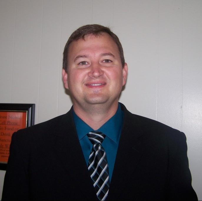 Pastor David Morris