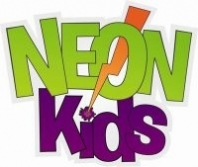 Neon Kids and Neon Kids Jr.   Ages 2 through Grade 5