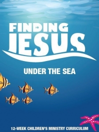 Jesus Under the Sea
