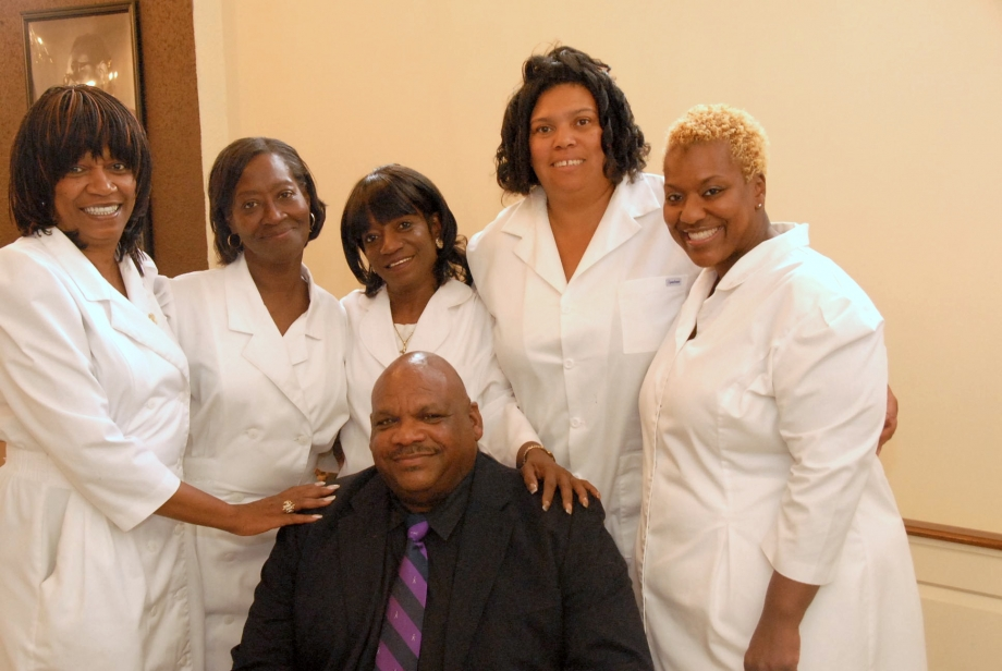 New Bethel Baptist Church Nursing