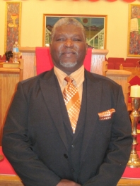 Reverend Reginald Woods