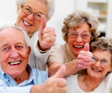 Image result for seniors laughing