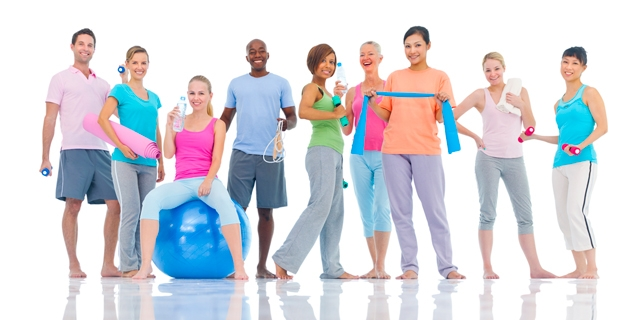 exercise for a healthy life