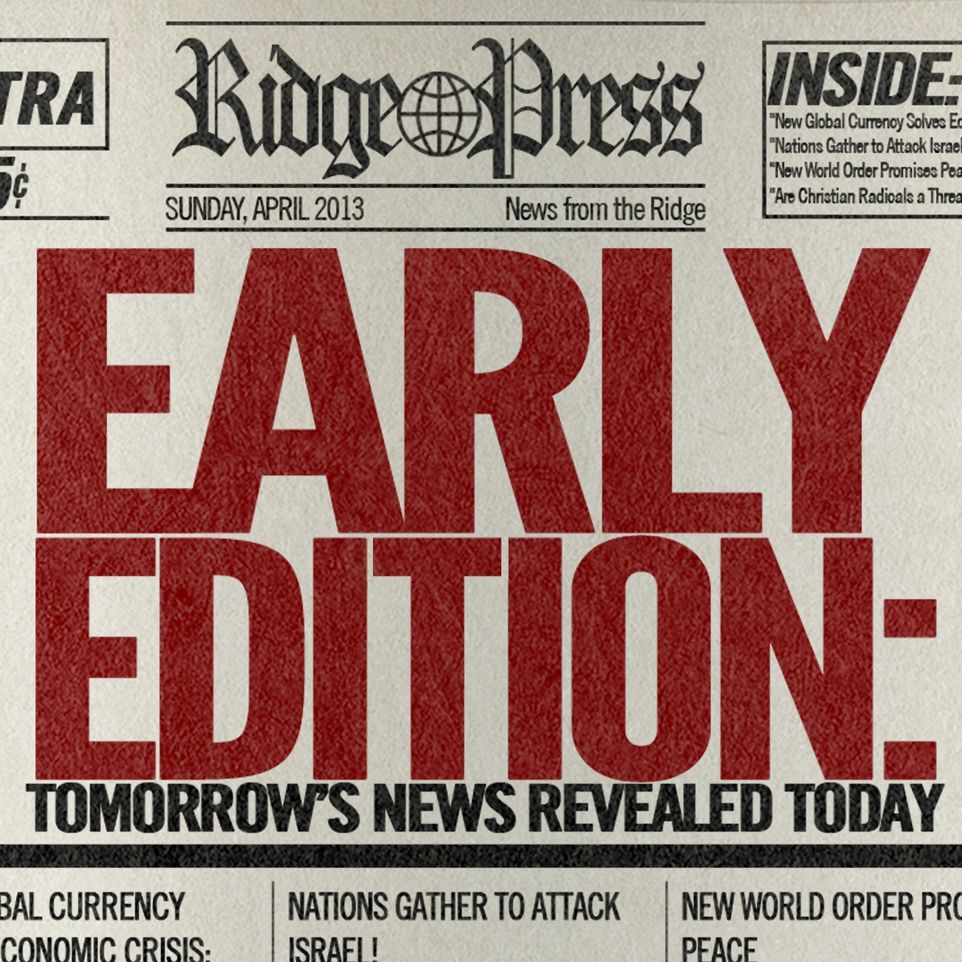 Early Edition (2013)