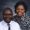 David Ndung'u and his wife