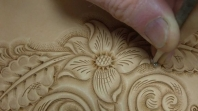 Leather Carving