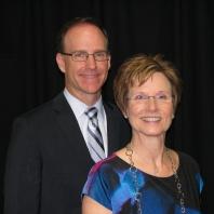Pastor Terry and Tina Richardson