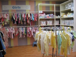 Pregnancy Resource Center - Baby Boutique