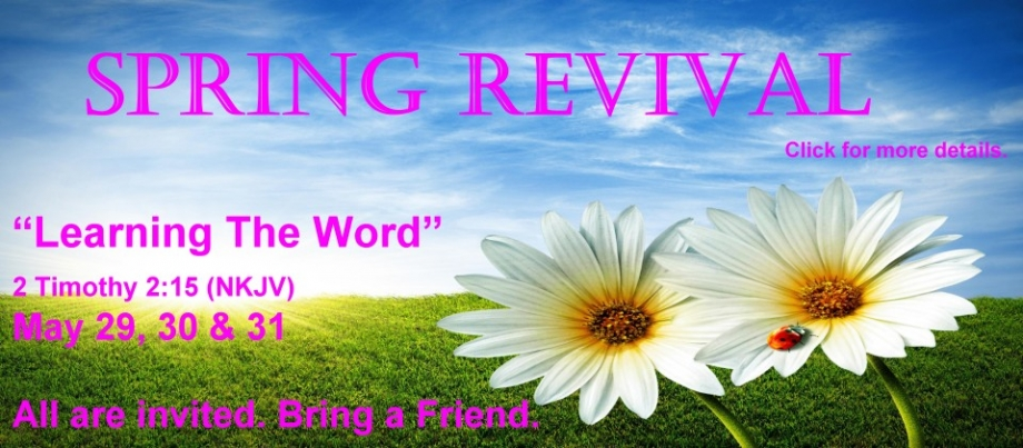 spring revival clipart - photo #24