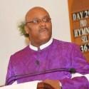 Senior Pastor Curtis D. Morris