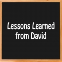 Lessons Learned from David