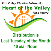 Heart of the Valley Food Pantry