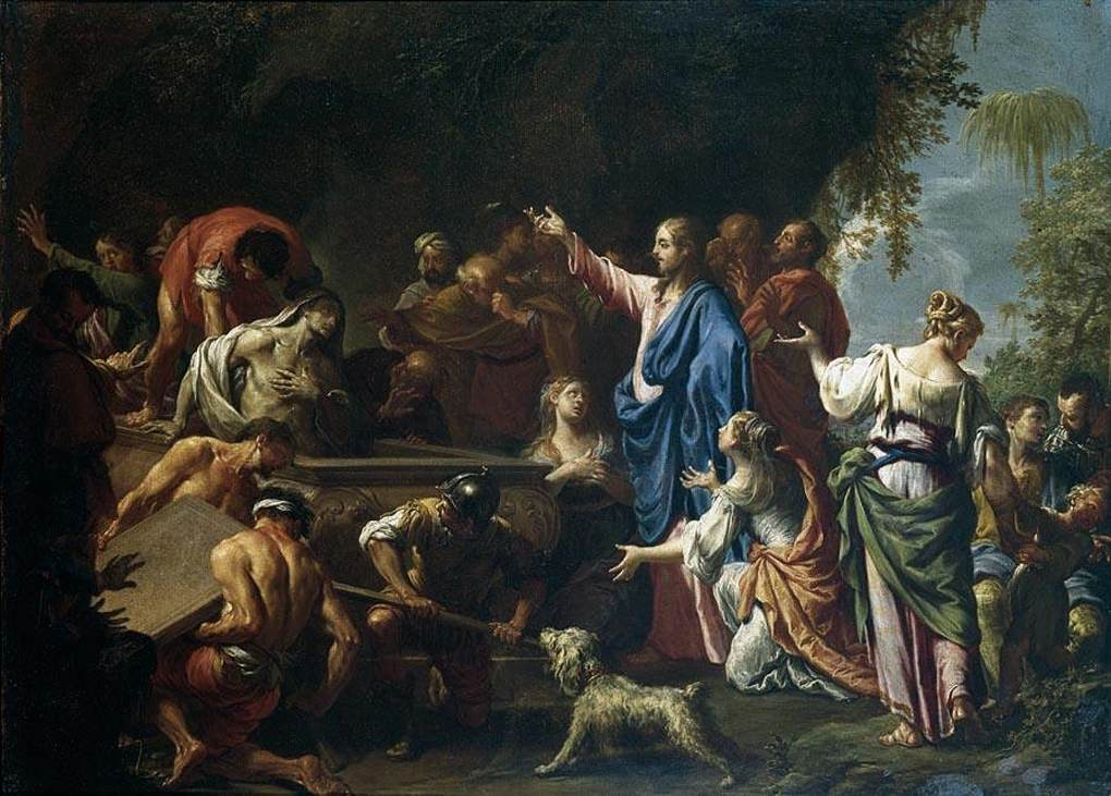 Raising of Lazarus - This Call is for You
