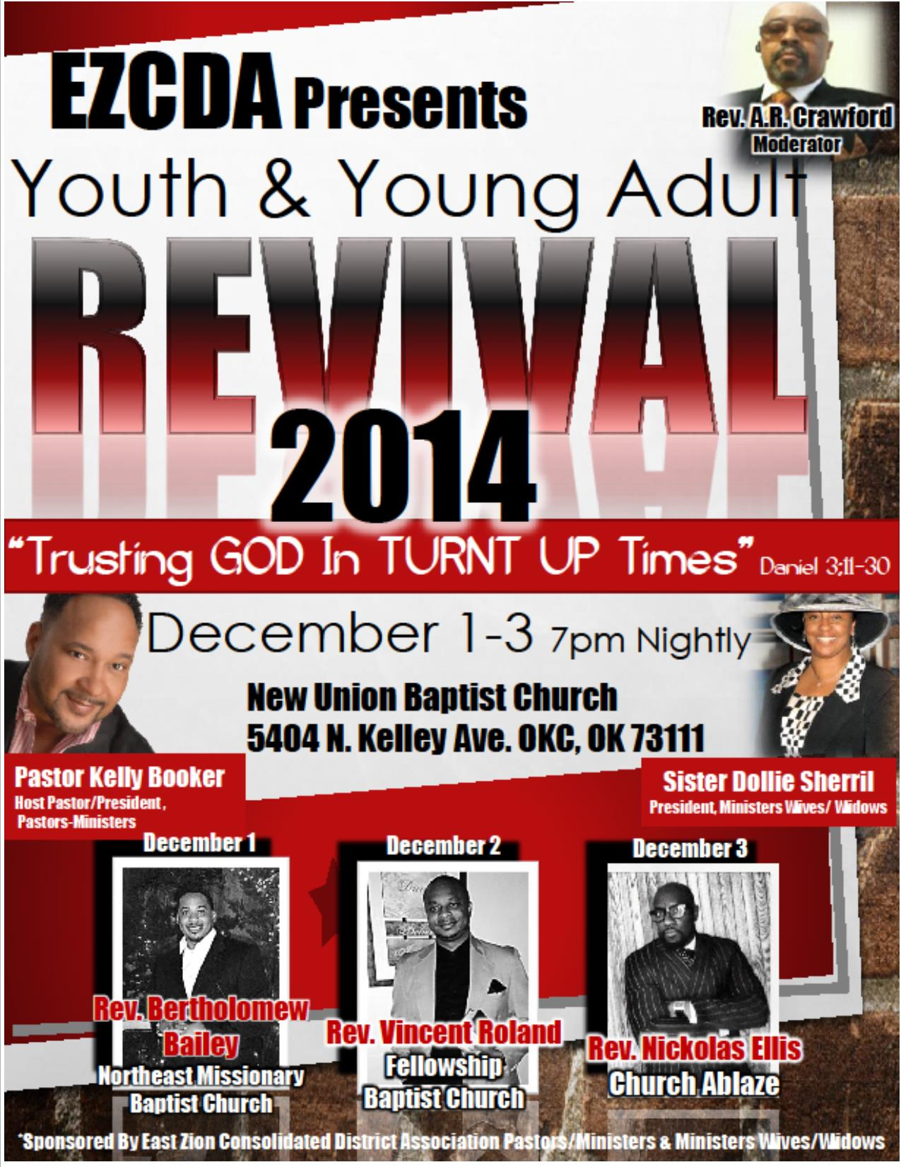 fairview missionary baptist church events click here to the revival flyer