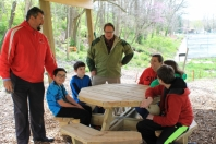 Outdoor Classroom - Tables & Seating
