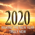 New Years Message 2019  - MAKING THE NEW YEAR TRULY NEW