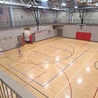 Half or Full Gymnasium