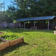 Outdoor Community Garden