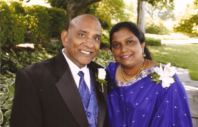 Manikkam and Carol Balasingham