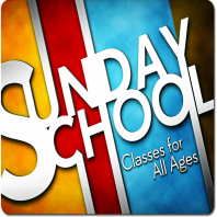 Sunday School 9:45 AM